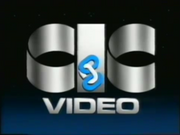 Cinema International Corporation Video 1986 logo 1