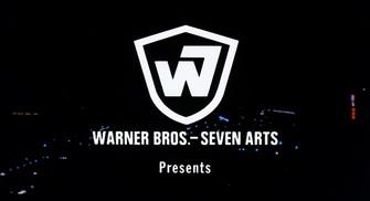 Warner Bros Seven Arts logo 1967