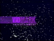 Vidmark Entertainment logo 1984