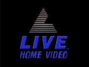 Live Home Video logo 1990