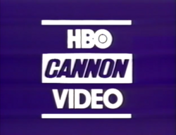 HBO Cannon Video logo