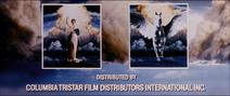 Columbia TriStar Film Distributors International 1993 logo
