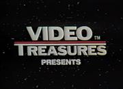 Video Treasures logo 1985