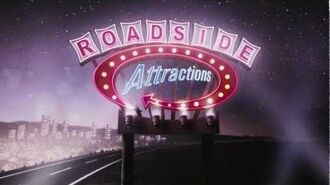 New official Roadside Attractions animated logo