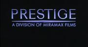 Prestige Films logo