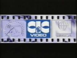 Cinema International Corporation Video 1986 logo 2