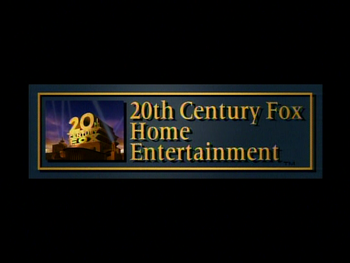20th Century Fox Home Entertainment 1995 logo