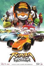 Rimba Racer Poster