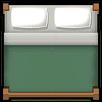 Двойная спальная кровать