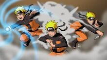 Naruto shadow clone