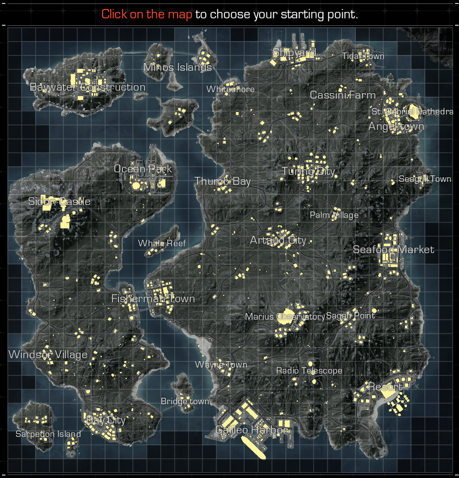 Maps | Ring Of Elysium Wiki | FANDOM powered by Wikia Wikia Maps on