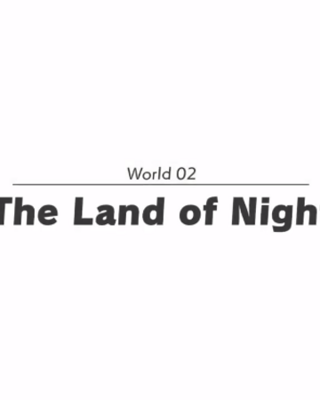 The Land Of Night Ring Fit Adventure Wiki Fandom
