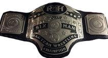 ROH 6Man World Tag-Team