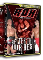 ROH Better Than Our Best