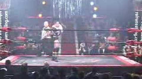 ROH Pelle Primeau Vs. Roderick Strong - 3 14 08, Dover, NJ