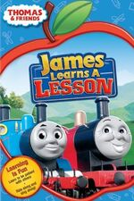 James Learns A Lesson DVD