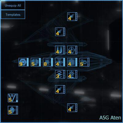 A5G Aten blueprint updated