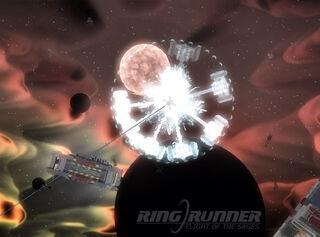 Ring runner -gammaHamma