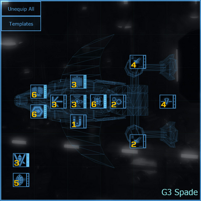 G3 Spade blueprint updated