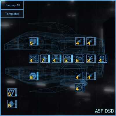 A5F DSD blueprint updated