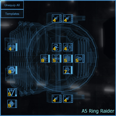 A5 Ring Raider blueprint updated