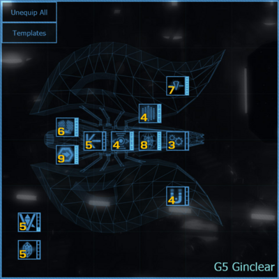 G5 Gincleare blueprint updated