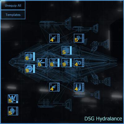 Hydralance