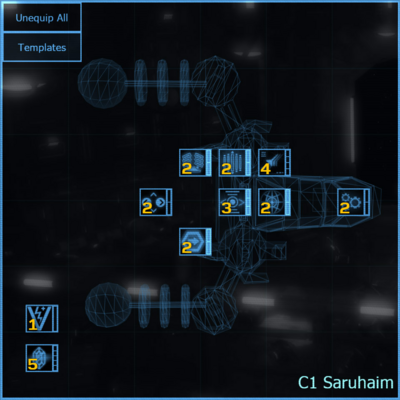 C1 Saruhaim blueprint updated