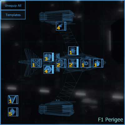 F1 Perigee blueprint updated