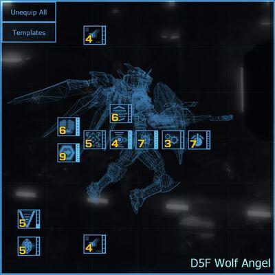 D5F Wolf Angel blueprint updated