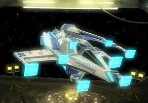 Hydralance hull