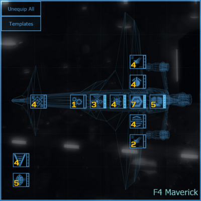 F4 Maverick blueprint updated