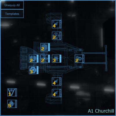 A1 Churchill blueprint updated