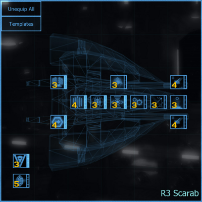 R3 Scarab blueprint updated