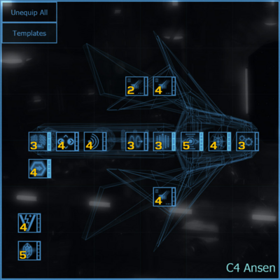 C4 Ansen blueprint updated