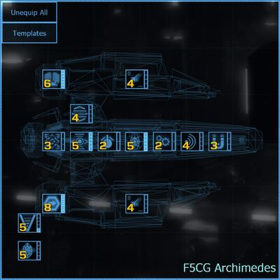 F5CG Archimedes blueprint updated