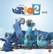 Rio 2 calendar