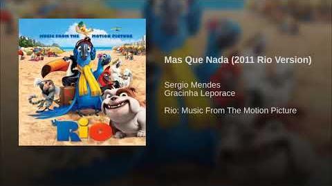 Mas Que Nada (2011 Rio Version)
