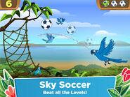 RIO 2 app Sky Soccer