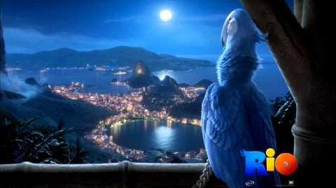 Fly Love (Ararinha) - Carlinhos Brown