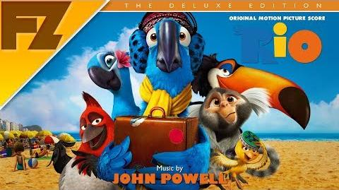 Rio (Original Soundtrack) -Deluxe Complete Score Edition- - John Powell