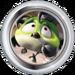 Silver Badge Blabberbeak