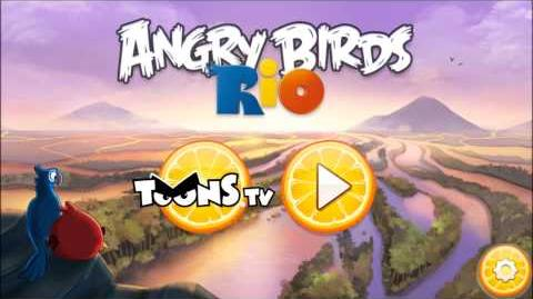 Angry Birds Rio 2 Theme Song