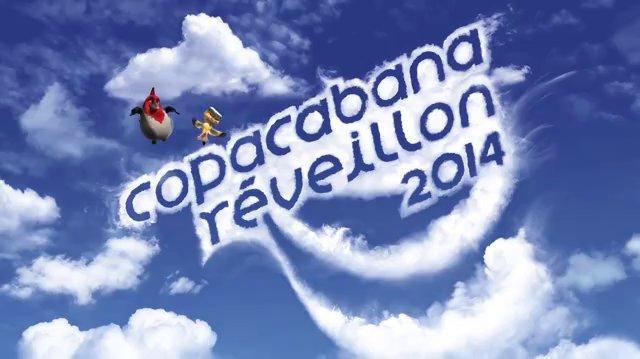 Copacabana New Year's Eve 2014