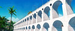 Rio (movie) wallpaper - Lapa Arches