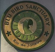 Blu Bird Sanctuary logo