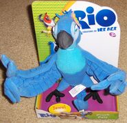 Rio Jewel Plush