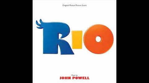 Rio Original Motion Picture Score - 16 Birdnapped