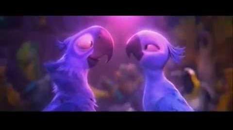 Rio (Movie Scene) - Hot Wings