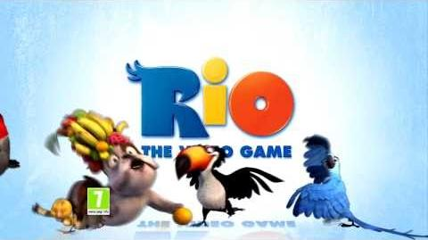 RIO The video game Reservoir Birds HD trailer - X360 Wii PS3 DS